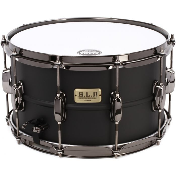 Tama LST148 14 x 8 Sound Lab Snare Drum Big Black Steel