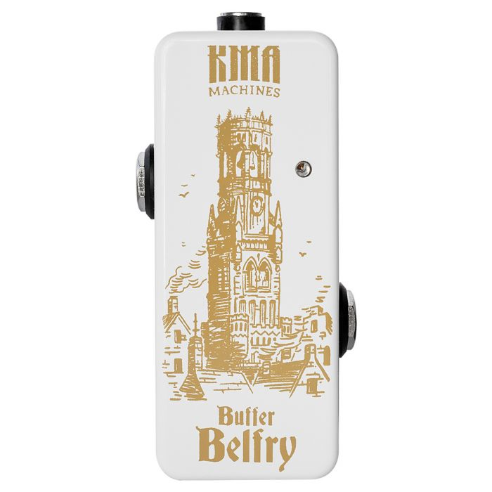 KMA Audio Machines Belfry Signal Buffer Pedal boutique