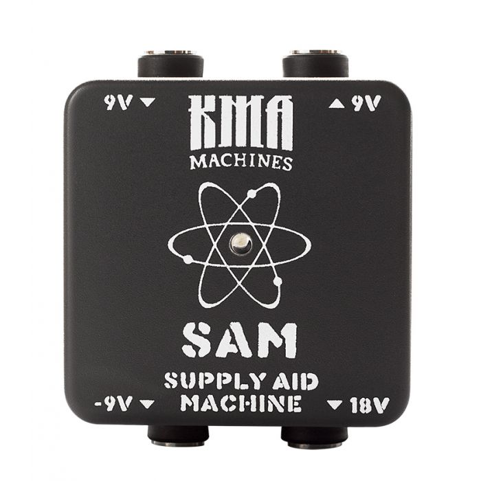 KMA Audio Machines SAM Supply Aid Machine