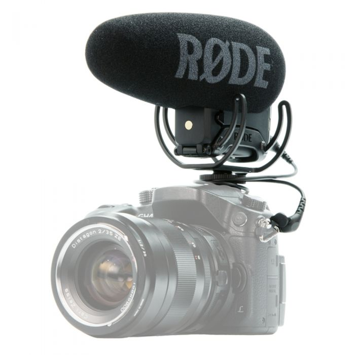 Rode VideoMic Pro+ On Camera Microphone On Camera Microphone