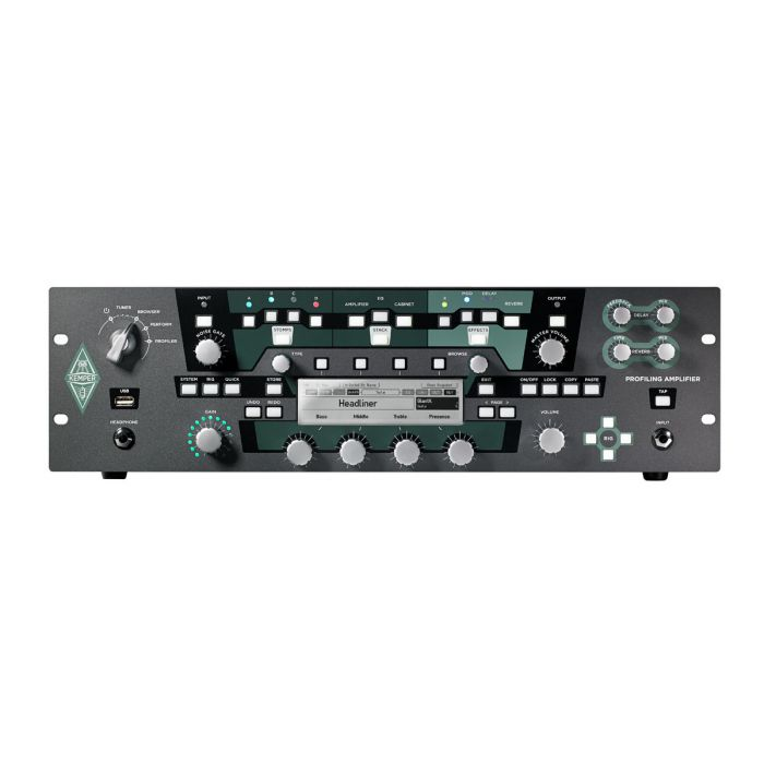 Kemper Profiler Rackmounted Digital Guitar Amplifier