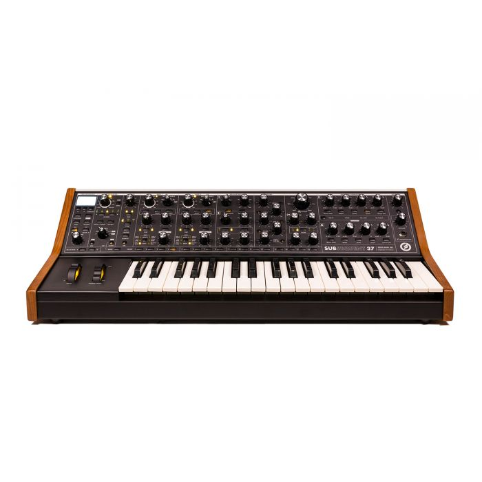 Moog Subsequent 37 Analogue Synthesizer Black