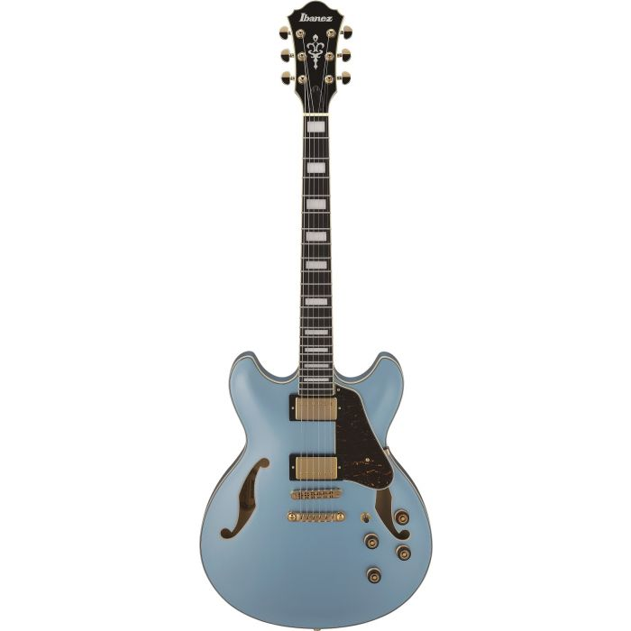 Ibanez AS83-STE Artcore Expressionist Steel Blue Semi Hollow