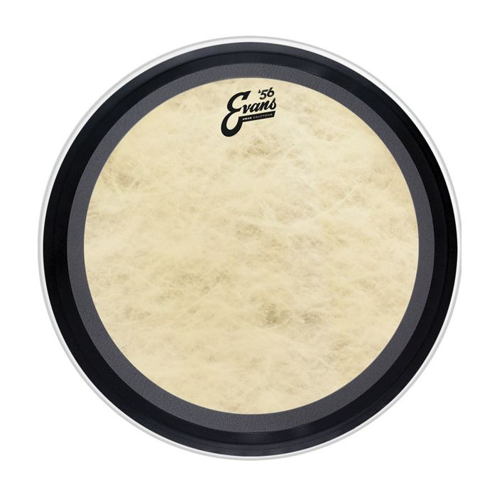 Evans EMAD '56 Calftone Bass Drum Head 22 Inch