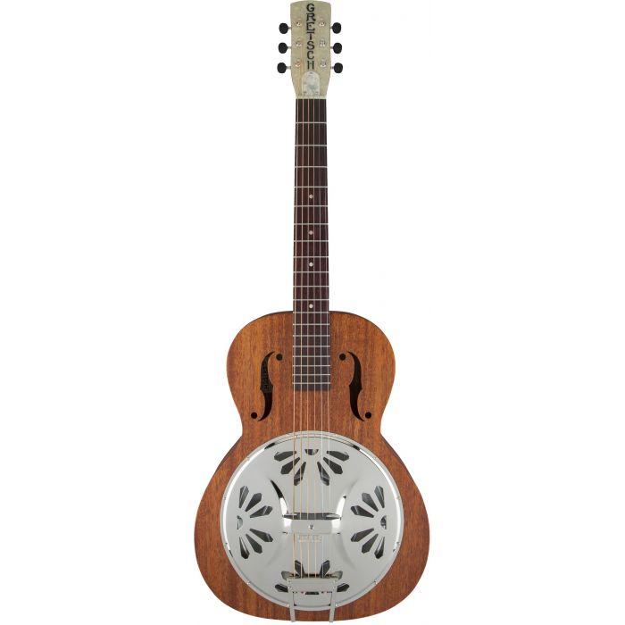 Gretsch G9200 Boxcar Round-Neck Resonator Guitar with Padauk Fretboard