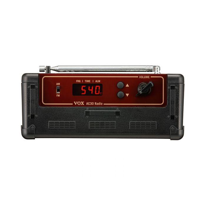 Vox AC30 FM Radio Top