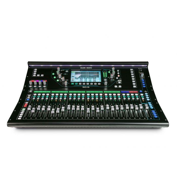 Allen & Heath SQ-6 96kHz Digital Mixing Desk