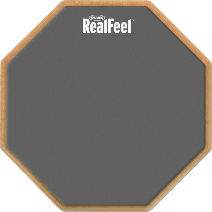 """Evans 6"""" RealFeel 2-Sided Practice Pad"""
