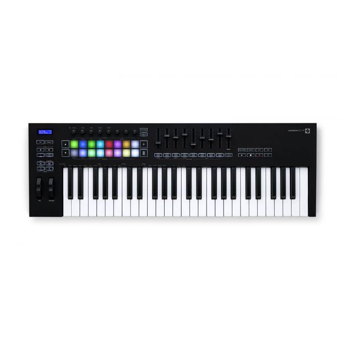 Novation Launchkey 49 Mk3 USB MIDI Keyboard