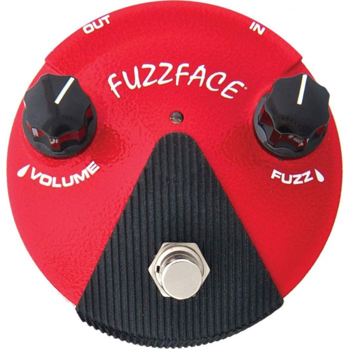 Dunlop FFM2 Fuzz Face Mini Germanium Guitar Pedal