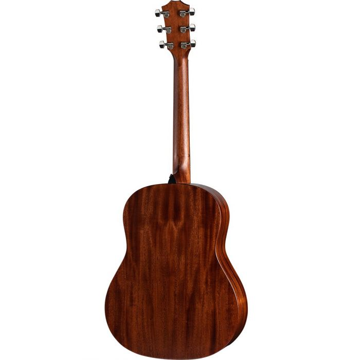 Back of Taylor AD27 Grand Pacific Acoustic Guitar