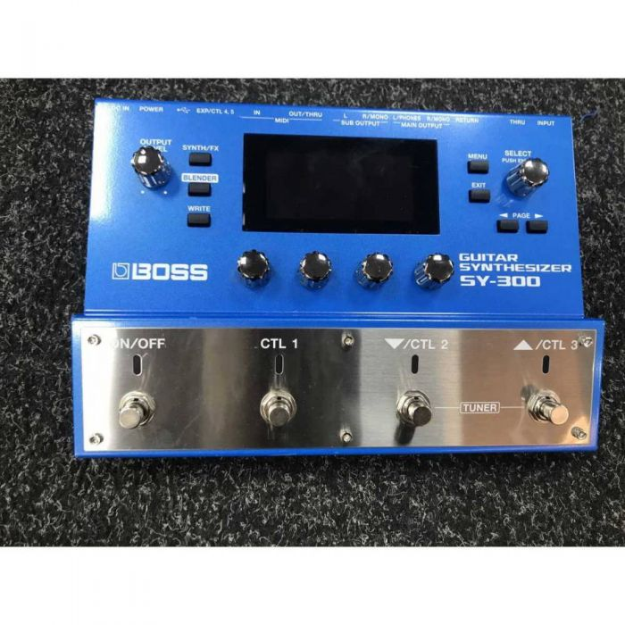 B-Stock Boss SY-300 Guitar Synthesizer Pedal