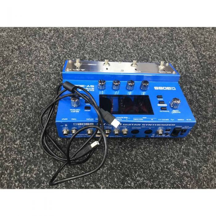 B-Stock Boss SY300 Guitar Synth Pedal with Cable