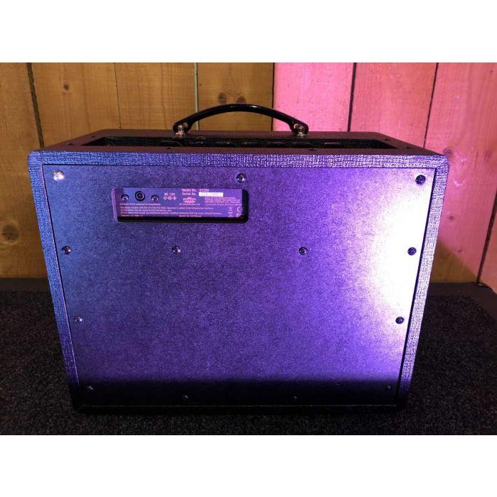 Rear View of B-Stock Vox VT20X Guitar Amplifier Combo