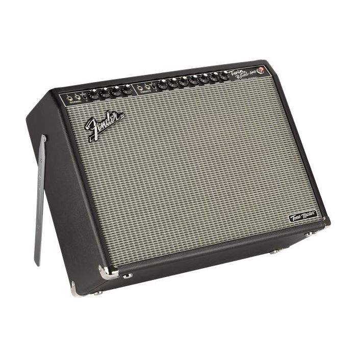 Angled View of Fender Tone Master Twin Reverb Combo Amplifier