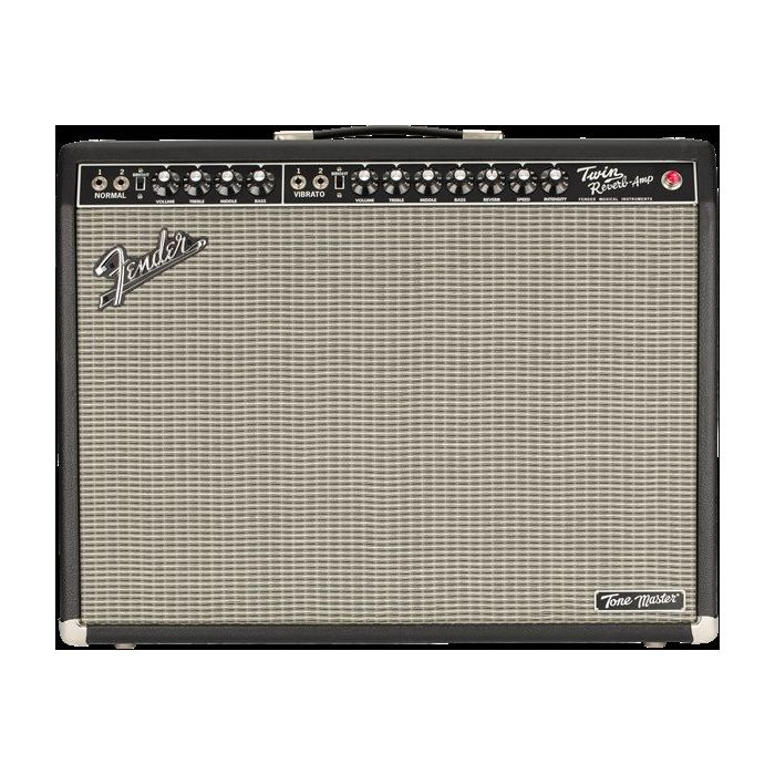 Front of Fender Tone Master Twin Reverb Combo Amplifier
