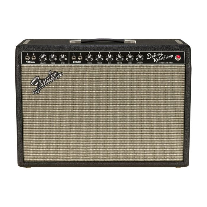 Fender 64 Custom Deluxe Reverb Valve Amplifier