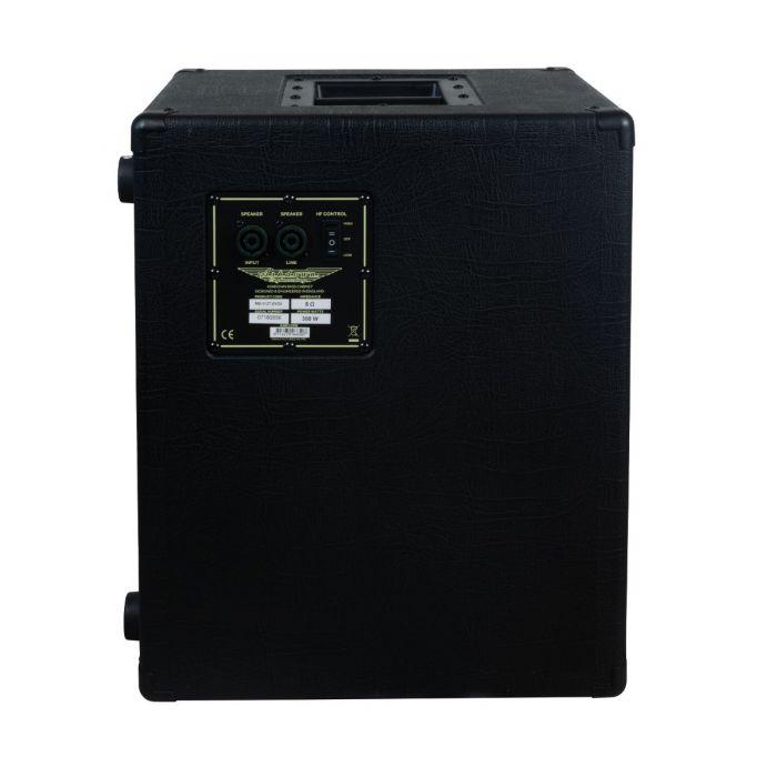 Back of Ashdown RM-112T-EVO II Super Lightweight Bass Cabinet