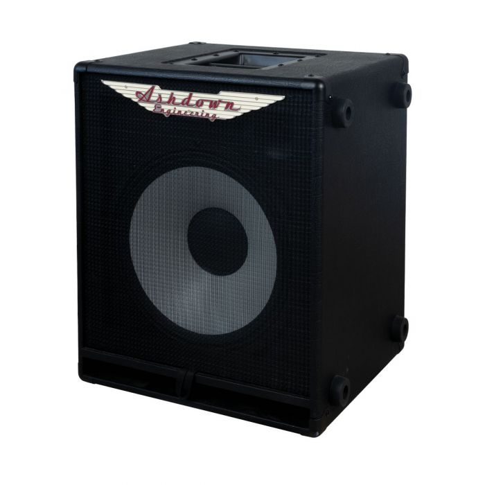 Another Angled View of Ashdown RM-112T-EVOII Bass Cab