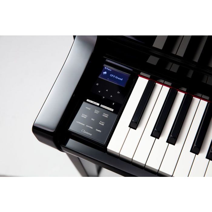 Touch Display On Yamaha Clavinova CLP775