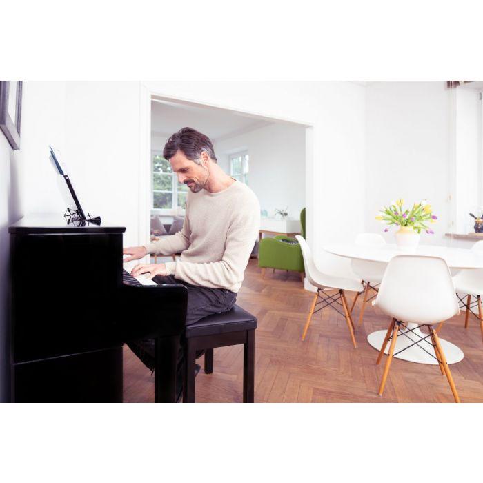 Yamaha Clavinova CLP775 In Your Home