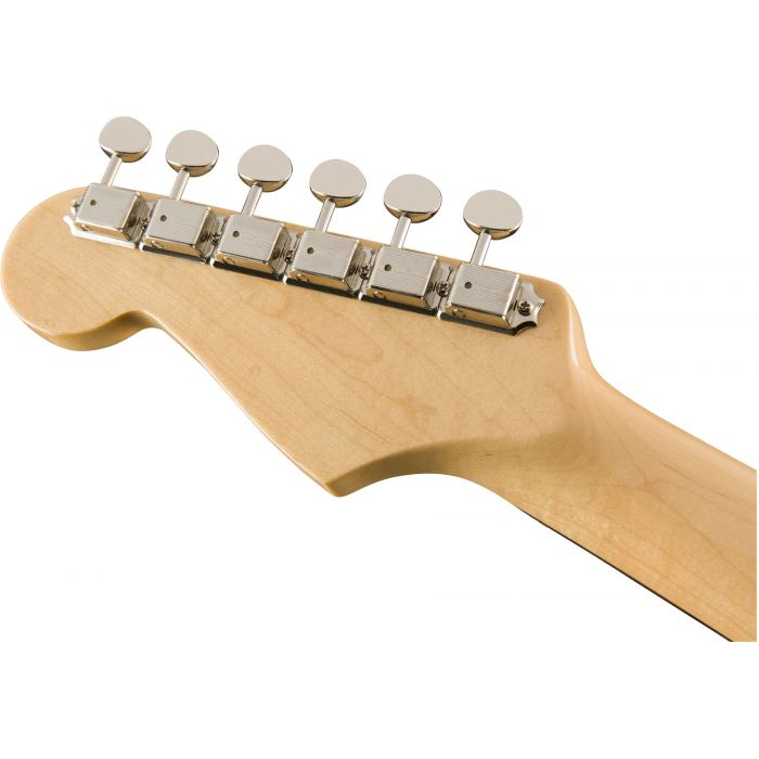 Fender American Original '60s Stratocaster Olympic White Tuning Machines