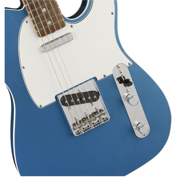 Fender American Original '60s Telecaster Lake Placid Blue Body Detail