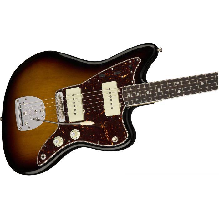 Fender American Original '60s Jazzmaster 3-Colour Sunburst Body
