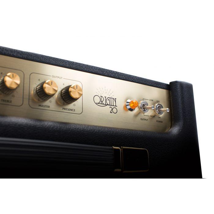 Marshall ORI20C Origin 20-Watt All-Valve Combo Amp