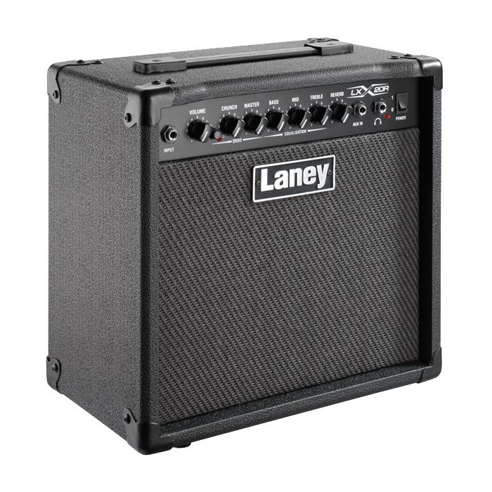Laney LX20R Guitar Amplifier Combo Angle 1
