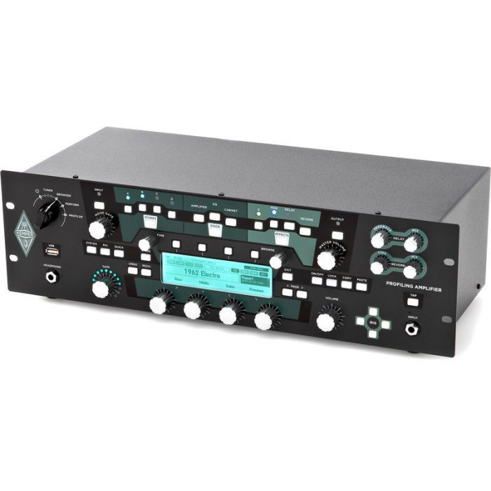 Kemper Profiler Rack-Mounted Digital Guitar Amplifier