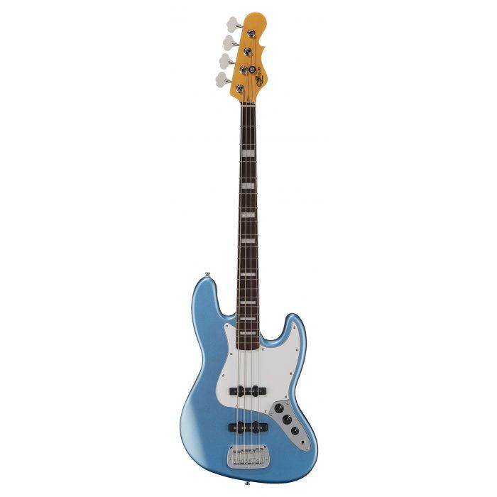 G&L Tribute JB Bass Lake Placid Blue Brazilian Cherry Fingerboard