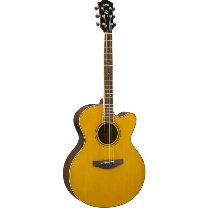 Yamaha CPX 600 Electro-Acoustic Guitar Vintage Tint