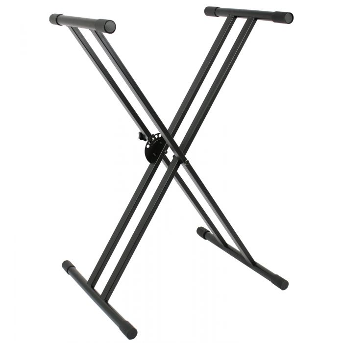 TOURTECH TTS-KA6 Double Braced X Style Keyboard Stand