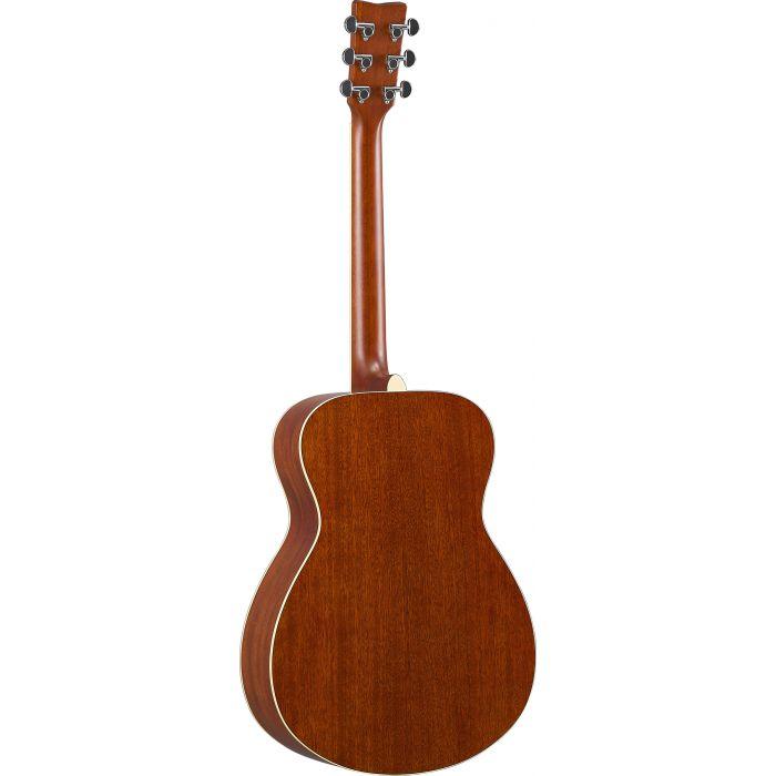 Yamaha FS-TA TransAcoustic Guitar Red Back