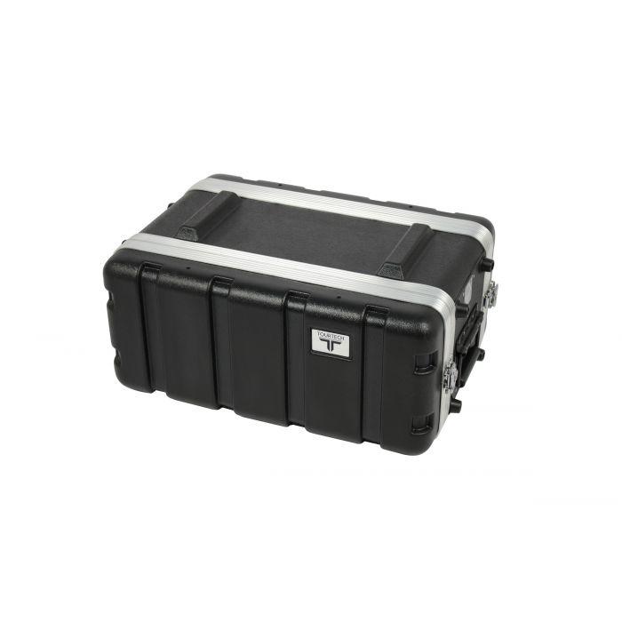 TOURTECH TTABS-4US ABS Four Unit 19 Inch Shallow Rack Case