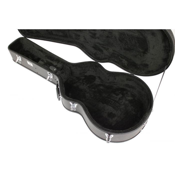 TOURTECH TTC-EA APX Electro-Acoustic Guitar Case Open