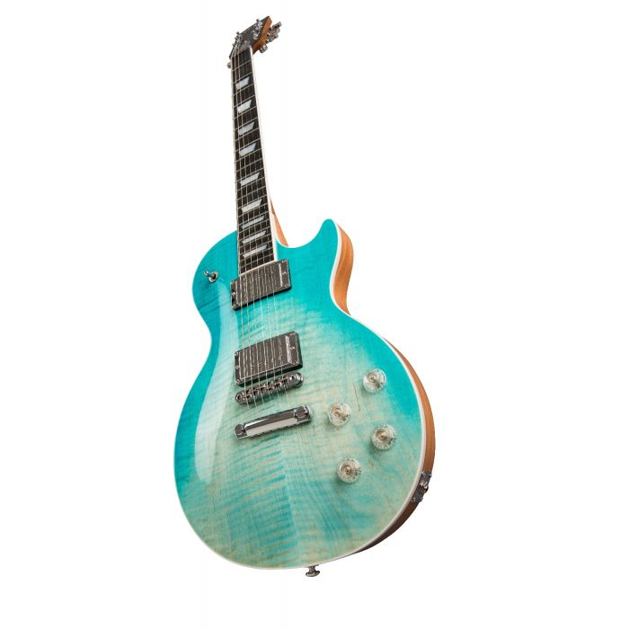 Gibson Les Paul Standard High Performance 2019 Seafoam Fade Soaring