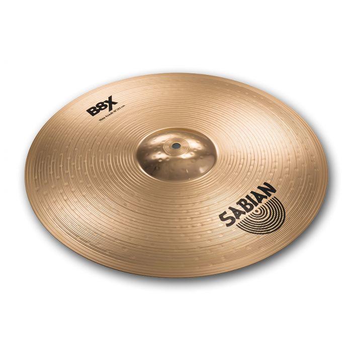 """Sabian B8X 16 Thin Crash 18"""" Crash Cymbal Thin Weight"""