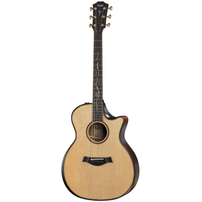 Taylor 2018 Builder's Edition K14ce Electro-Acoustic Guitar