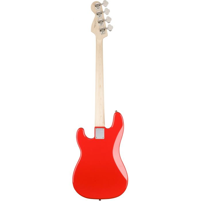 Squier Affinity Precision Bass PJ Red Back