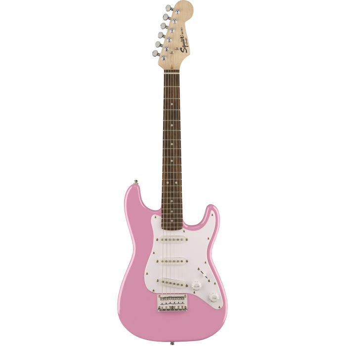 Squier Mini Strat Pink