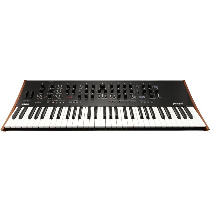 Korg Prologue 16 Polyphonic Analogue Synthesizer Top