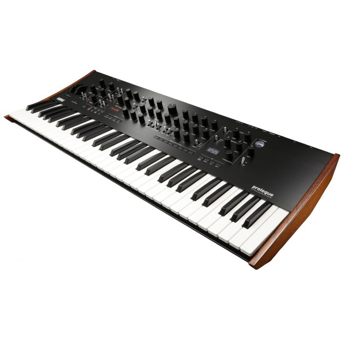 Korg Prologue 16 Polyphonic Analogue Synthesizer Angle
