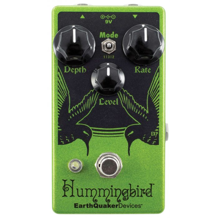 Earthquaker Devices Hummingbird V4 Repeat Percussion Tremolo