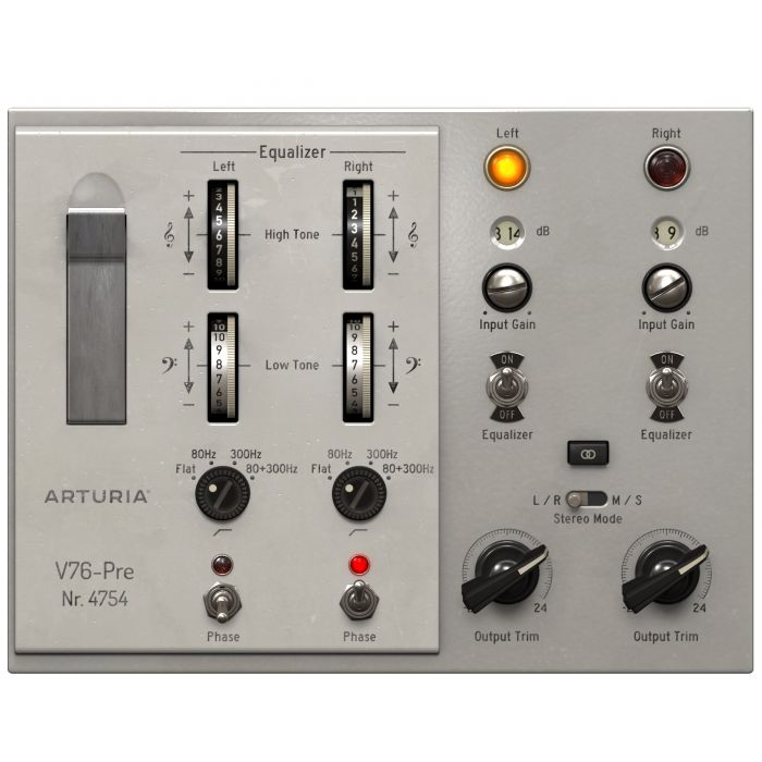 Arturia 3 Preamps You'll Actually Use V-76 Pre