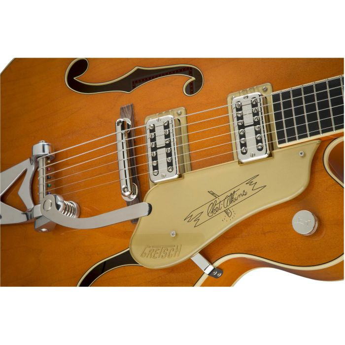 Gretsch G6120T-59 Vintage Select Edition '59 Chet Atkins Body