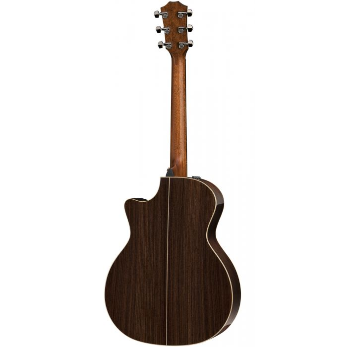 Taylor 814ce V-Class Electro-Acoustic Guitar Back