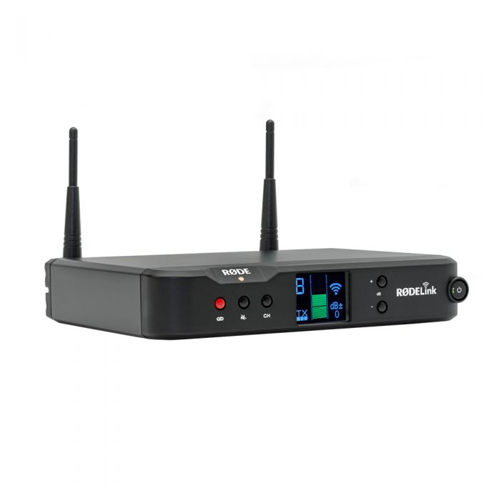Rode RODELink Performer Kit Wireless Microphone System Receiver