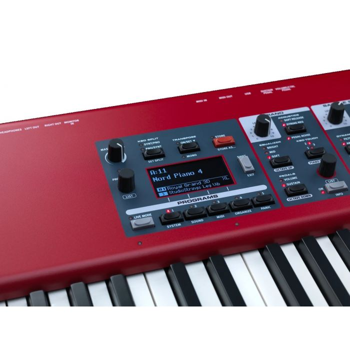 Nord Piano 4 OLED Display